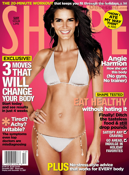 angie harmon. Angie Harmon Doesn#39;t Go To The
